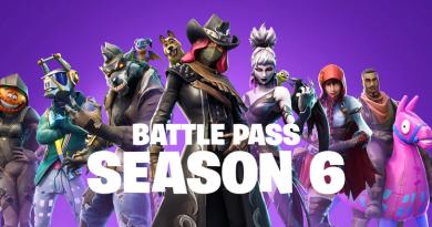 Season 6 update V6.00