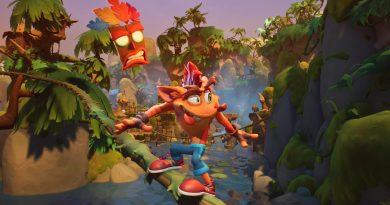 It's about time! Přichází úplně nový Crash Bandicoot!